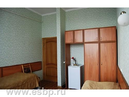 Goryachy Klyuch in Pyatigorsk (Health Hotel) - Photos of hotel.